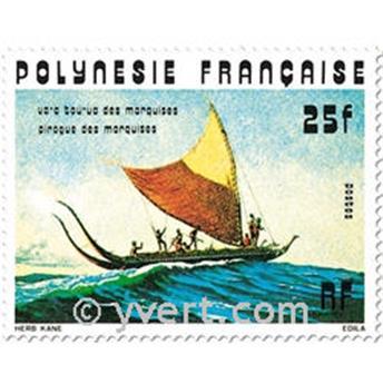 n° 111/114 -  Timbre Polynésie Poste