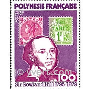 n° 141 -  Timbre Polynésie Poste