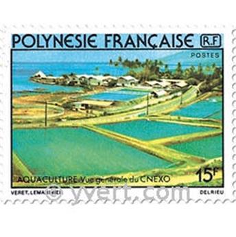 n° 150/151 -  Timbre Polynésie Poste