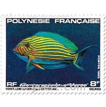 n° 192/194 -  Timbre Polynésie Poste