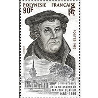 nr. 208 -  Stamp Polynesia Mail