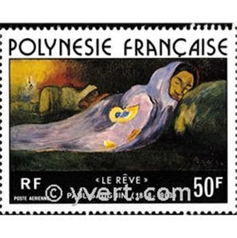 n° 113 -  Selo Polinésia Correio aéreo
