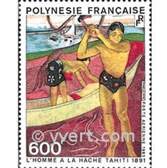 n° 174 -  Timbre Polynésie Poste aérienne