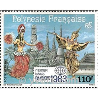 n° 177 -  Timbre Polynésie Poste aérienne