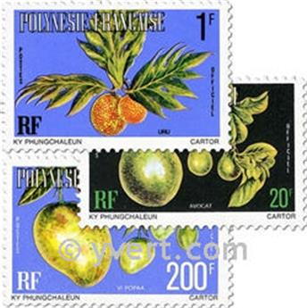 n° 1/15A -  Timbre Polynésie De service