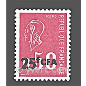 n° 393 -  Selo Reunião Correios
