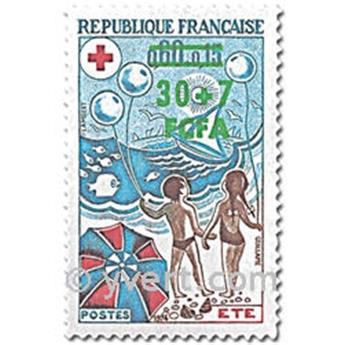 n° 431/432 -  Timbre Réunion Poste