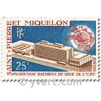 n.o 399 / 400 -  Sello San Pedro y Miquelón Correos