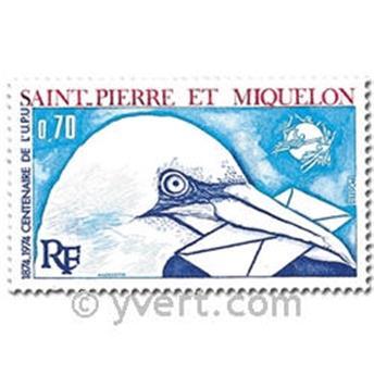 nr. 434/435 -  Stamp Saint-Pierre et Miquelon Mail