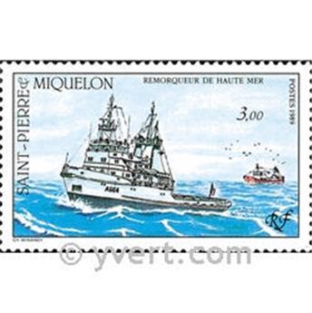 n° 510 -  Selo São Pedro e Miquelão Correios