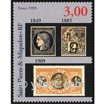 n° 6 -  Selo São Pedro e Miquelão Blocos e folhinhas