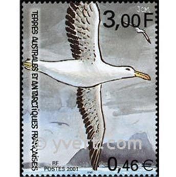 n.o 5 -  Sello Tierras Australes y Antárticas Francesas Bloque y hojitas