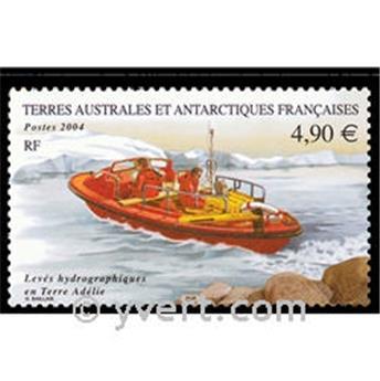 n.o 10 -  Sello Tierras Australes y Antárticas Francesas Bloque y hojitas