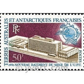 n.o 33 -  Sello Tierras Australes y Antárticas Francesas Correos