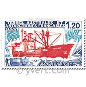 nr. 66/67 -  Stamp French Southern Territories Mail