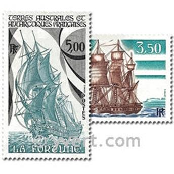 nr. 135/137 -  Stamp French Southern Territories Mail