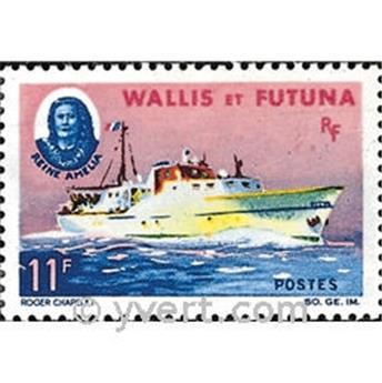 n° 171 -  Timbre Wallis et Futuna Poste
