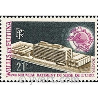 n° 176 -  Timbre Wallis et Futuna Poste