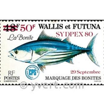 nr. 264 -  Stamp Wallis et Futuna Mail