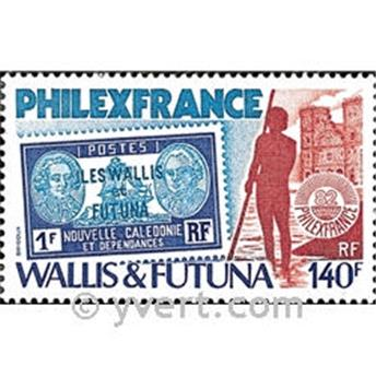n.o 285 -  Sello Wallis y Futuna Correos