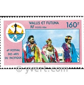 n° 321 -  Timbre Wallis et Futuna Poste