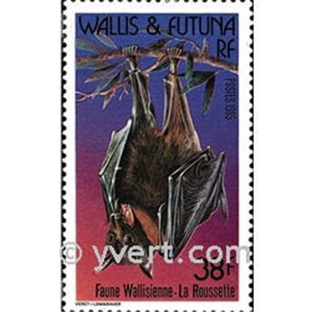 n.o 330 -  Sello Wallis y Futuna Correos