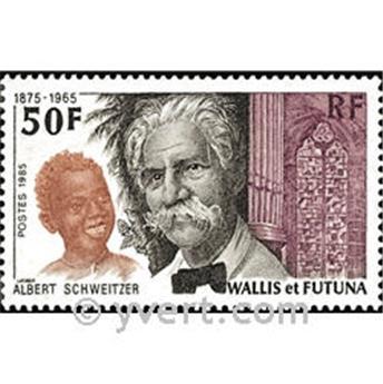 n.o 334 -  Sello Wallis y Futuna Correos