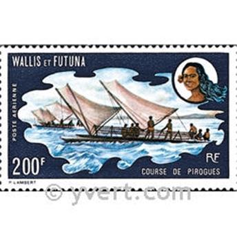n° 43  -  Selo Wallis e Futuna Correio aéreo
