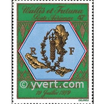 n° 98 -  Timbre Wallis et Futuna Poste aérienne
