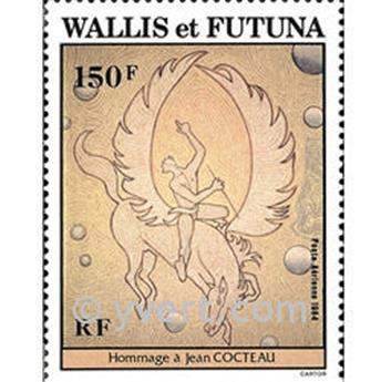 n° 136 -  Timbre Wallis et Futuna Poste aérienne