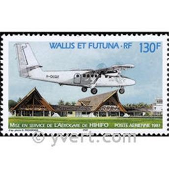 n° 198 -  Timbre Wallis et Futuna Poste aérienne