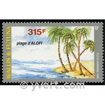 n° 203 -  Timbre Wallis et Futuna Poste aérienne