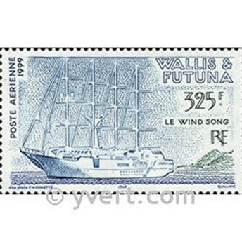 n° 218 -  Timbre Wallis et Futuna Poste aérienne