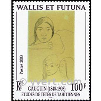 nr. 13 -  Stamp Wallis et Futuna Souvenir sheets