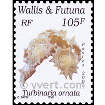 nr. 17 -  Stamp Wallis et Futuna Souvenir sheets