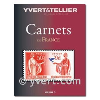 CARNETS DE FRANCE Volume 3 (1932-1939)