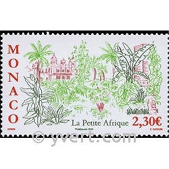 n° 2748 -  Selo Mónaco Correios