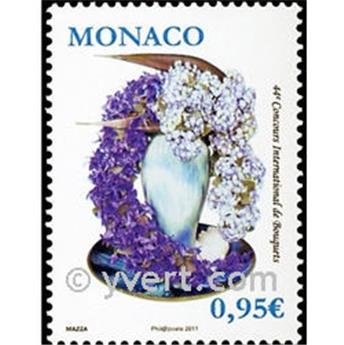 n° 2773 -  Selo Mónaco Correios