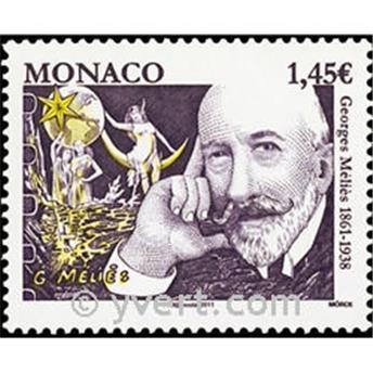 n° 2797 -  Timbre Monaco Poste