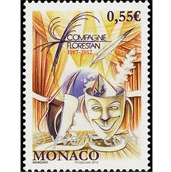 n° 2820 -  Timbre Monaco Poste