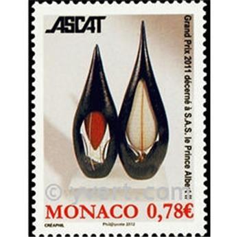 n° 2806 -  Timbre Monaco Poste