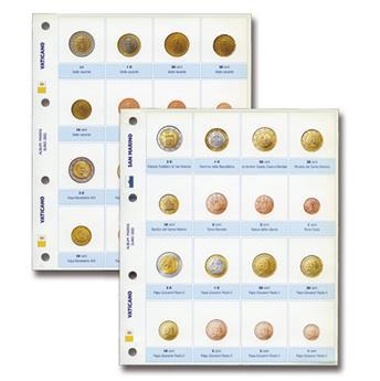 Recharges EURO - SAINT-MARIN & VATICAN (SERIE EURO) - MARINI®