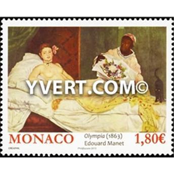nr. 2857 -  Stamp Monaco Mail