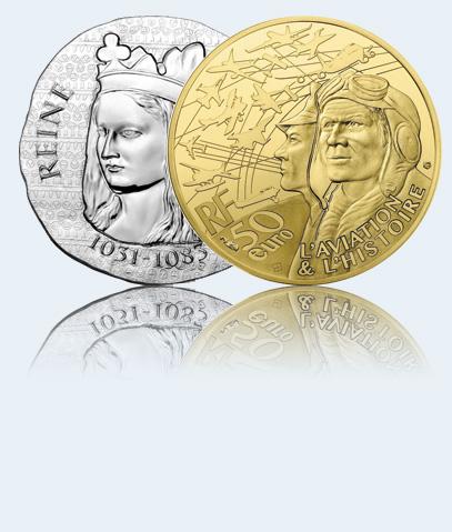 """La collection de pièces de la """"Monnaie de Paris"""""""